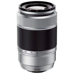 富士フイルム 交換用レンズ XC50-230mm F4.5-6.7 OIS II シルバー【取り寄せ品キャンセル返品不可、割引不可】