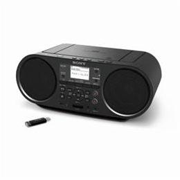 ソニー ZS-RS81BT Bluetooth・ワイドFM対応 CDラジオ【取り寄せ品キャンセル返品不可、割引不可】