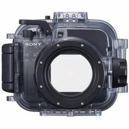 ソニー MPK-URX100A RX100シリーズ用アンダーウォーターハウジング 耐圧水深40m【取り寄せ品キャンセル返品不可、割引不可】