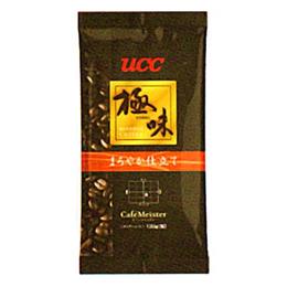 UCC上島珈琲 UCC極味 まろやか仕立てNEW(粉)AP130g 40袋入り UCC310490000【取り寄せ品キャンセル返品不可、割引不可】