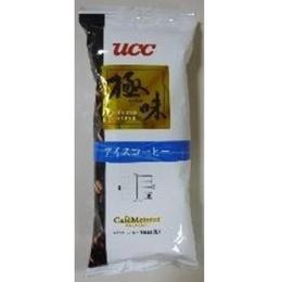 UCC上島珈琲 UCC極味アイスコーヒーNEW(粉)AP150g 40袋入り UCC310488000【取り寄せ品キャンセル返品不可、割引不可】