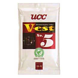 UCC上島珈琲 UCCヴェストNO.5RA(粉)AP100g 50袋入り UCC301114000【取り寄せ品キャンセル返品不可、割引不可】