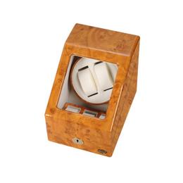 ローテンシュラガー 木製2連ワインディングマシーン LU20001RW【取り寄せ品キャンセル返品不可、割引不可】