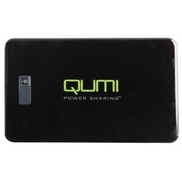 QUMI QUMI専用モバイルバッテリー18000mAh 黒 QB-180K-B2【取り寄せ品キャンセル返品不可、割引不可】