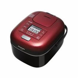 Panasonic 可変圧力IHジャー炊飯器 (3合炊き) 豊穣ブラック SR-JX058-K【割引サービス不可、寄せ品キャンセル返品不可、突然終了欠品あり】