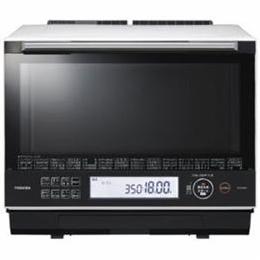 TOSHIBA 過熱水蒸気オーブンレンジ 「石窯ドーム」 30L グランホワイト ER-SD5000-W【割引サービス不可、寄せ品キャンセル返品不可、突然終了欠品あり】