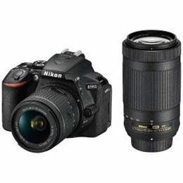 Nikon デジタル一カメラ「D5600」ダブルズームキット D5600-W70-300KIT【割引サービス不可、寄せ品キャンセル返品不可、突然終了欠品あり】