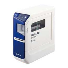 キングジム ラベルプリンター「テプラ」PRO(ブルー) SR5500P【割引サービス不可、寄せ品キャンセル返品不可、突然終了欠品あり】