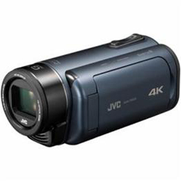 JVCケンウッド 4Kメモリービデオカメラ 「Everio(エブリオ) Rシリーズ」 ディープオーシャンブルー GZ-RY980-A【割引サービス不可、寄せ品キャンセル返品不可、突然終了欠品あり】