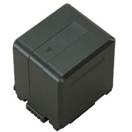Panasonic ビデオカメラバッテリー VW-VBG260-K【割引サービス不可、寄せ品キャンセル返品不可、突然終了欠品あり】