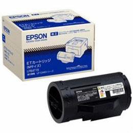 EPSON 純正ETカートリッジ(Mサイズ)ブラック LPB4T19【割引サービス不可、寄せ品キャンセル返品不可、突然終了欠品あり】