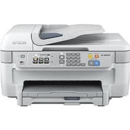 EPSON A4インクジェット複合機 (無線LAN/有線LAN/USB2.0) ファックス搭載モデル PX-M650F【割引サービス不可、寄せ品キャンセル返品不可、突然終了欠品あり】