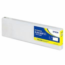 EPSON TM-C7500G専用インクカートリッジ イエロー SJIC30PY【割引サービス不可、寄せ品キャンセル返品不可、突然終了欠品あり】