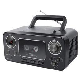 ANABAS audio CDラジオカセットレコーダー M80811537【割引サービス不可、取り寄せ品キャンセル返品不可、突然終了欠品あり】