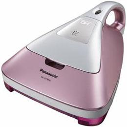 Panasonic ハウスダスト発見センサー搭載 紙パック式ふとん掃除機 (ピンクシャンパン) MC-DF500G-P【割引サービス不可、取り寄せ品キャンセル返品不可、突然終了欠品あり】