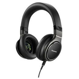 Panasonic ハイレゾ音源対応 ヘッドホン RP-HD10K【割引サービス不可、取り寄せ品キャンセル返品不可、突然終了欠品あり】