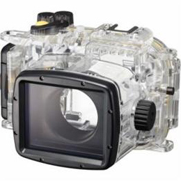 Canon PowerShot G7 X Mark II用 ウォータープルーフケース WP-DC55 WP-DC55【割引サービス不可、取り寄せ品キャンセル返品不可、突然終了欠品あり】
