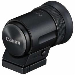 Canon EVF-DC2BK 電子ビューファインダー ブラック EVF-DC2BK【割引サービス不可、取り寄せ品キャンセル返品不可、突然終了欠品あり】