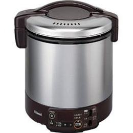 リンナイ ガス炊飯器 「こがまる VMTシリーズ」(1升) 【都市ガス13A用】 ダークブラウン RR-100VMT-DB-13A【割引サービス不可、取り寄せ品キャンセル返品不可、突然終了欠品あり】