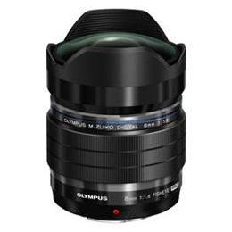 OLYMPUS 交換用レンズ M.ZUIKO DIGITAL ED 8mm F1.8 Fisheye PRO ブラック EFM0818PRO【割引サービス不可、取り寄せ品キャンセル返品不可、突然終了欠品あり】