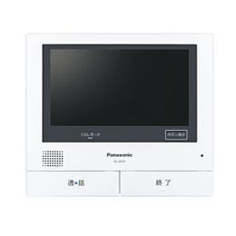 Panasonic テレビドアホン用増設モニター 電源コード式 直結式兼用 VL-V671K【割引サービス不可、取り寄せ品キャンセル返品不可、突然終了欠品あり】
