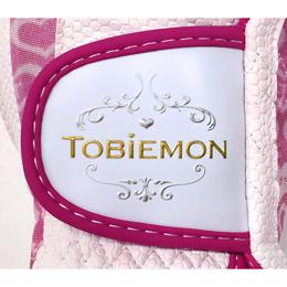 5個セット TOBIEMON R&A公認レディース ストレッチグローブ ホワイトピンク Mサイズ T-LG-MX5【割引サービス不可、取り寄せ品キャンセル返品不可、突然終了欠品あり】