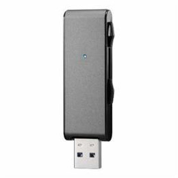 IOデータ USB3.1 Gen 1(USB3.0)対応 アルミボディUSBメモリー 「U3-MAX2シリーズ」 128GB・ブラック U3-MAX2/128K【割引サービス不可、取り寄せ品キャンセル返品不可、突然終了欠品あり】