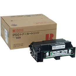 RICOH IPSiO トナーカートリッジ タイプ85A 509295【割引サービス不可、取り寄せ品キャンセル返品不可、突然終了欠品あり】