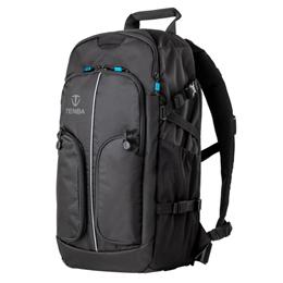 TENBA Shootout Backpack 16L DSLR Black V632-412【割引サービス不可、取り寄せ品キャンセル返品不可、突然終了欠品あり】
