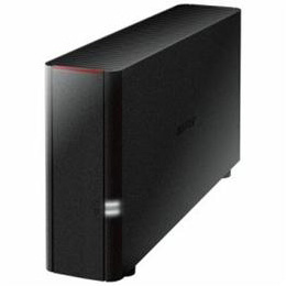 BUFFALO リンクステーション ネットワーク対応 外付けハードディスク 1TB LS210D0101G【割引サービス不可、取り寄せ品キャンセル返品不可、突然終了欠品あり】
