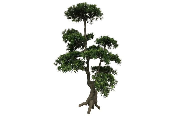 【メーカー直送・大感謝価格 】植物インテリア AT-55-039 H1400 artificial bonsai