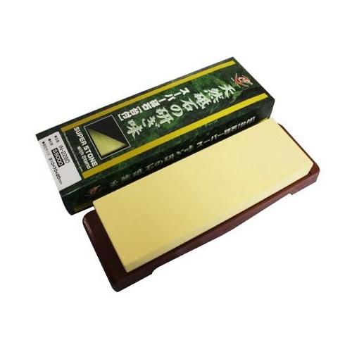 【大感謝価格】 ナニワ研磨 日本製 スーパー砥石 ニューセラミックス 台付 粒度:S8000 IN-2280 【返品キャンセル不可】