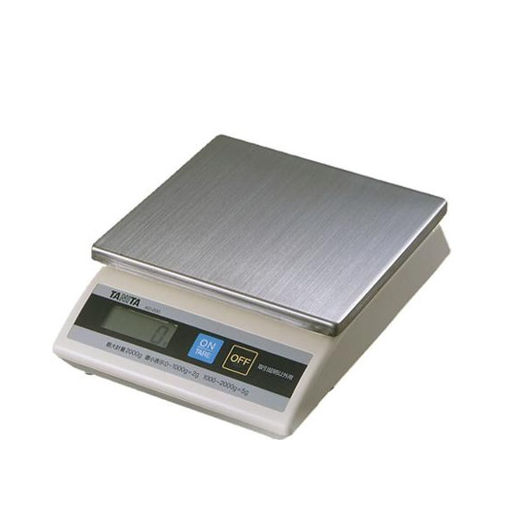 【大感謝価格】 TANITA タニタ KD-200 卓上スケール 取引証明以外用 5000g アイボリー 【返品キャンセル不可】