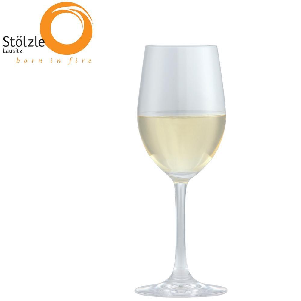 【大感謝価格】 シュトルッツル クラシック ホワイトワイン 305cc 24脚セット 1886 【返品キャンセル不可】