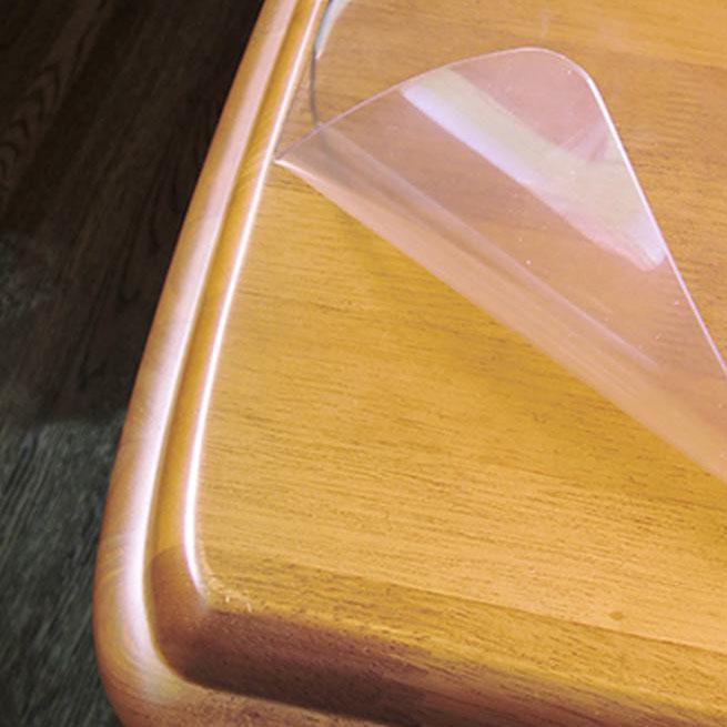 【大感謝価格】日本製 両面非転写テーブルマット(2mm厚) 非密着性タイプ 約900×1500長 TR2-159【お寄せ品、返品キャンセル不可】
