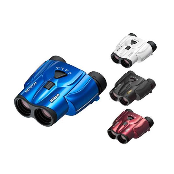 【大感謝価格】Nikon(ニコン) 双眼鏡 ACULON アキュロン 8-24×25 T11 ブルー【お寄せ品、返品キャンセル不可】