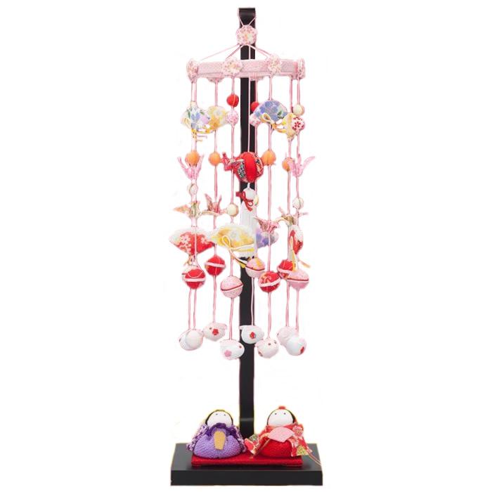 【大感謝価格】 日本製 つるし飾り 五節句シリーズ ひな祭り ~桃の節句~ 【返品キャンセル不可】