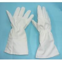 【大感謝価格】 GABA 蜂用突刺防止袖長手袋 フリーサイズ 白 SP-9FB 【お取り寄せ品、返品キャンセル不可】10P12Sep14