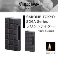 【大感謝価格】 SAROME TOKYO SD6A Series フリントライター キュービカルダイヤカットSD6A-09 【返品キャンセル不可】