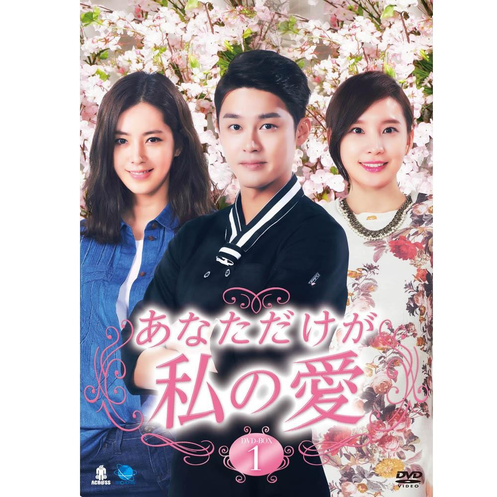 【大感謝価格】 韓国ドラマ あなたが私の愛 DVD-BOX1 【返品キャンセル不可】