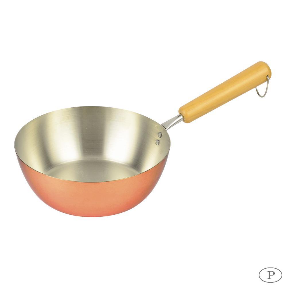 【大感謝価格】 パール金属 銅職人 いため鍋20cm HB-2794 【返品キャンセル不可】