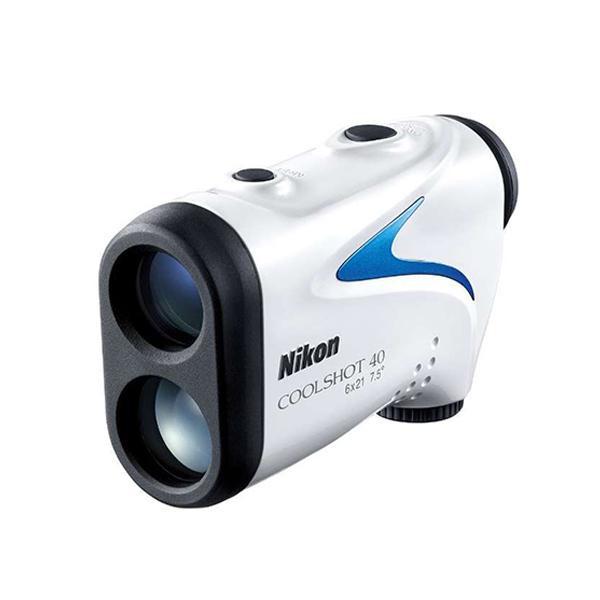 【大感謝価格】Nikon(ニコン) ゴルフ用レーザー距離計 COOLSHOT クールショット40【お寄せ品、返品キャンセル不可】