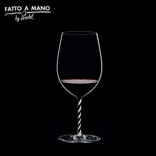 【大感謝価格】リーデル ファット・ア・マーノ ボルドー・グラン・クリュ ワイングラス 860cc 4900/00BWT 580【お寄せ品、返品キャンセル不可】