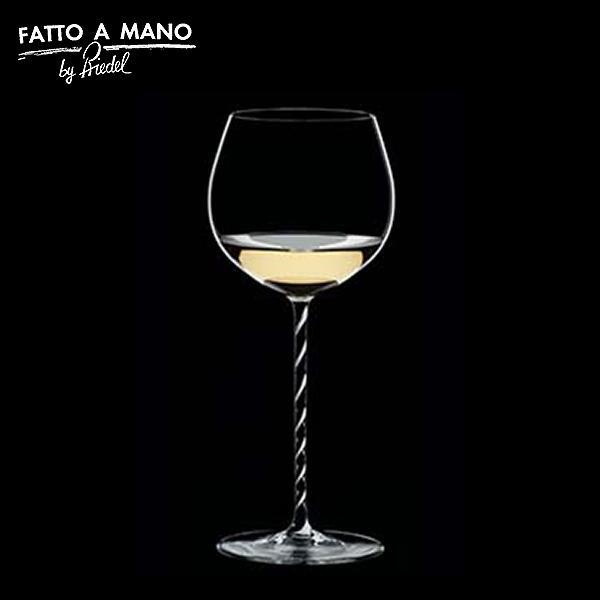 【大感謝価格】リーデル ファット・ア・マーノ オークド・シャルドネ ワイングラス 620cc 4900/97BWT 585【お寄せ品、返品キャンセル不可】
