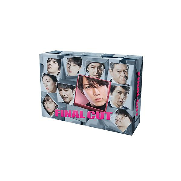【大感謝価格】邦ドラマ FINAL CUT Blu-ray BOX TCBD-0736【お寄せ品、返品キャンセル不可】