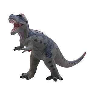 おもちゃ 毎週更新 恐竜 柔らか素材 遊ぶ インテリア 雑貨 グッズ グレー 70688 期間限定 羽毛ティラノサウルス 直送品 FD-313 ビニールモデル 大感謝価格