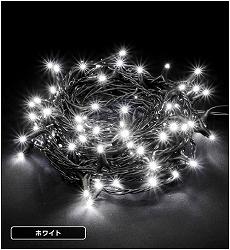 【メーカー直送・大感謝価格 】LEDストリングス HITO LED-PL-100-10M-H