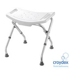 大感謝価格『CROYDEX(クロイデックス) バスルームスツール AP100122』『メーカー直送品。代引不可・同梱不可・返品キャンセル・割引不可』お風呂用イス 座る ツール アイテム CROYDEX(クロイデックス) バスルームスツール AP100122送料無料P06May16