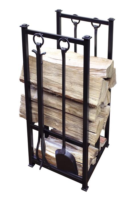 【メーカー直送・大感謝価格】薪ストーブツールシリーズ ファイヤーツール ウッドホルダー& ツールセット PA8250