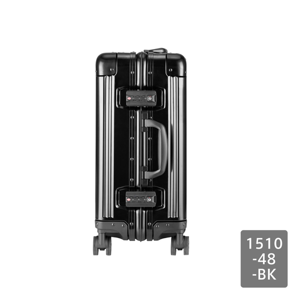 GUNMETAL:1510-48-GM 頑丈アルミニウム合金ボディスーツケース SILVER:1510-48-SL// 【メーカー直送・大感謝価格】 シルバー// 1510-48 ガンメタ ブラック// BLACK:1510-48-BK//